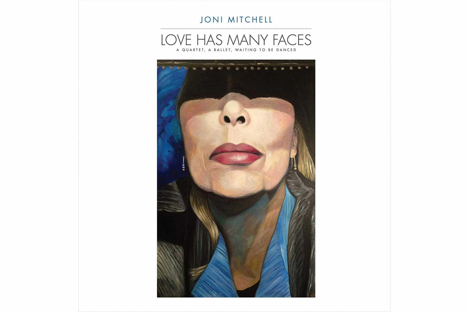 ジョニ・ミッチェルの『Love Has Many Faces』がアナログ盤ボックスセットでリリース