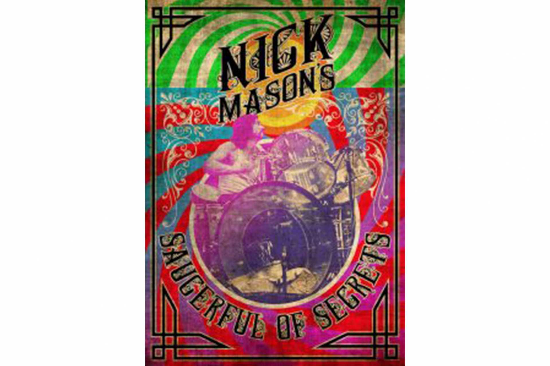 ニック・メイスンのソースフル・オブ・シークレッツが初の北米ツアーを発表