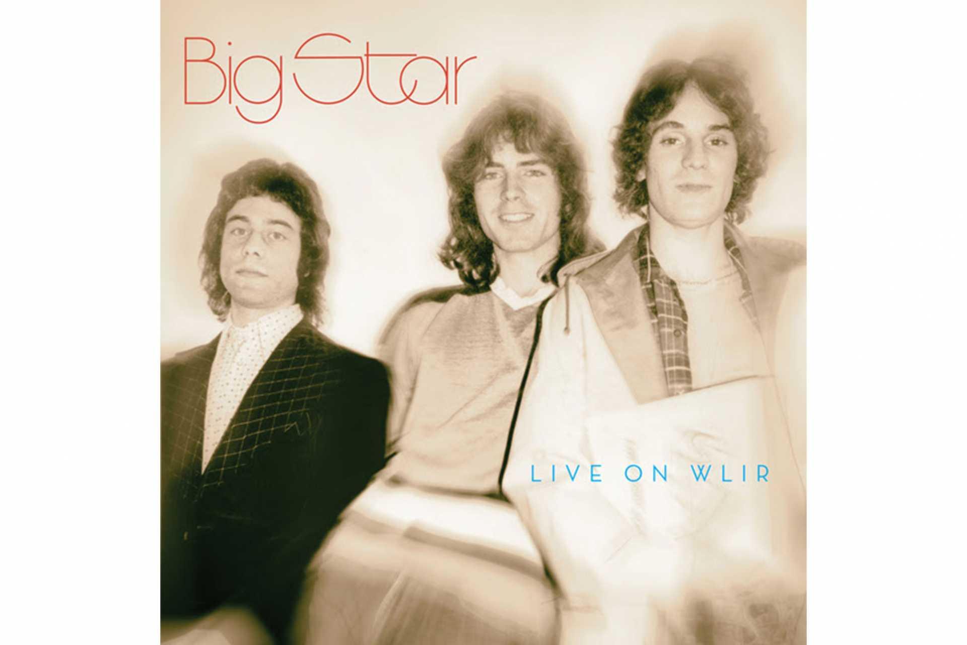 ビッグ・スターの『Live on WLIR』が2019年1月発売