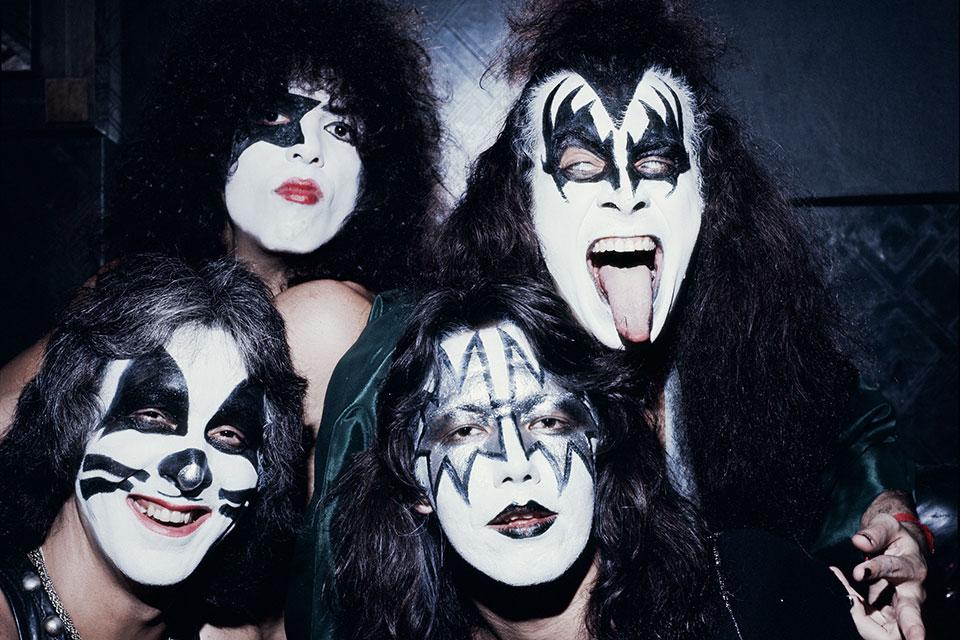 KISSの前座で最もクールでエキサイティングだったバンドは?