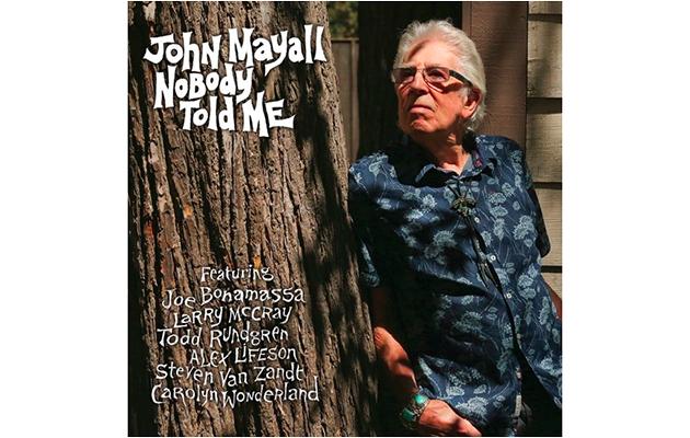ジョン・メイオールの新作からアレックス・ライフソンとのコラボ曲がリリース