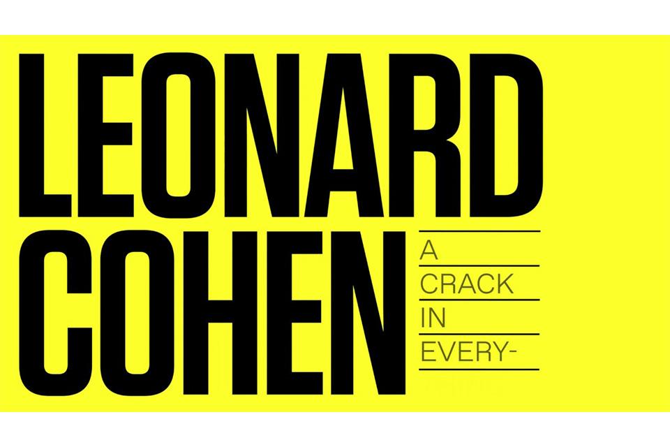 レナード・コーエンのアート展が来春ニューヨークで開催
