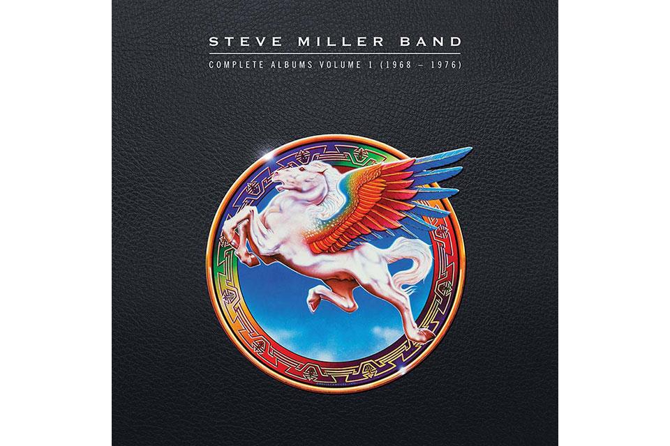 スティーヴ・ミラー・バンドの初期のLPがボックスセットで発売される