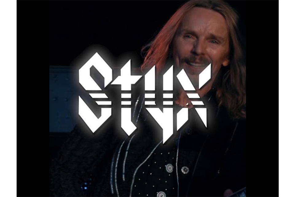 スティクスがラリー・ザ・ケーブル・ガイとのツアーを発表