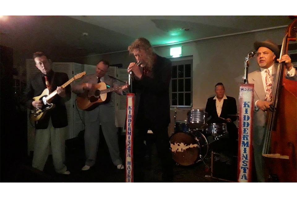 ロバート・プラントが前妻の誕生日にプレスリーの曲をプレゼント