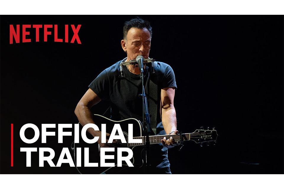 ブルース・スプリングスティーンの『Springsteen on Broadway』オフィシャル・トレーラーが公開