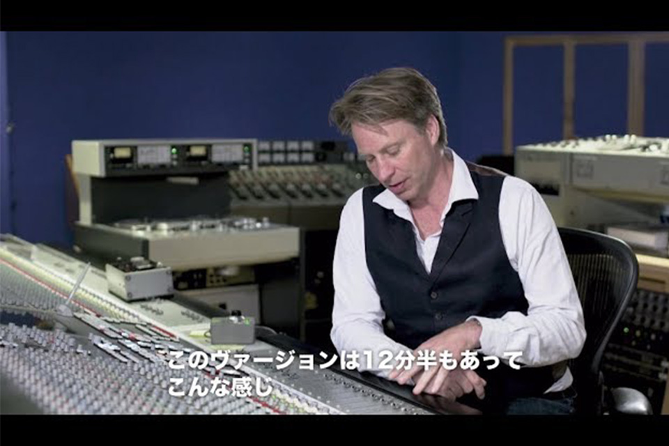プロデューサー、ジャイルズ・マーティンが語る『ホワイト・アルバム』50周年記念盤の「ヘルター・スケルター」動画公開