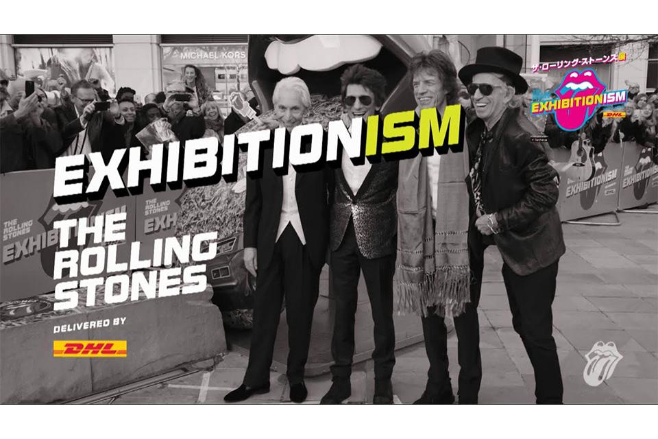 「Exhibitionism-ザ・ローリング・ストーンズ展」が2019年春、遂に日本上陸!