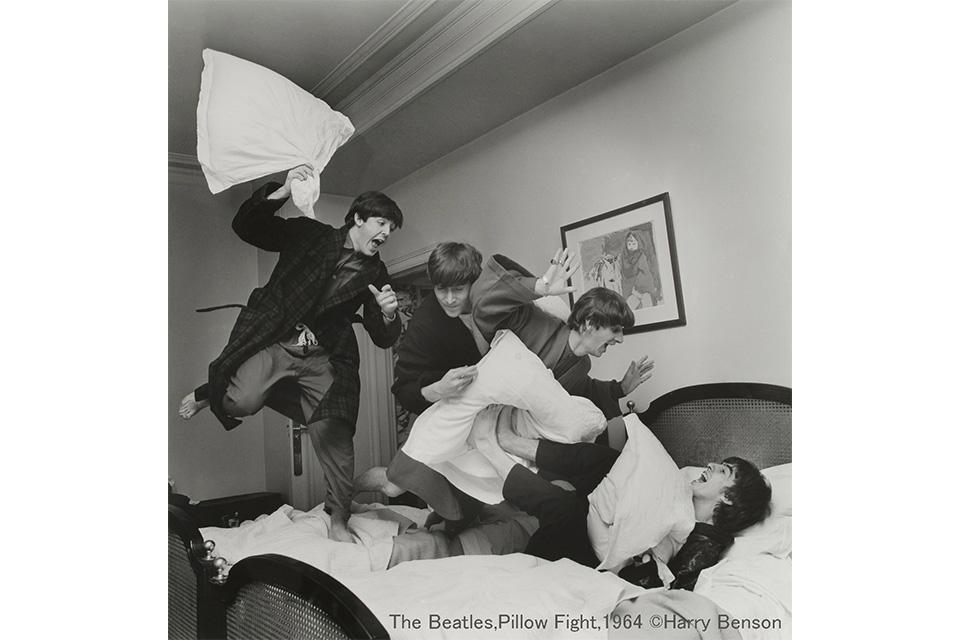 60年代のロックスターにフォーカスした写真展がリコーイメージングスクエア銀座にて12月19日より開催
