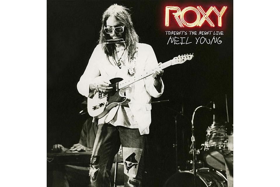 ニール・ヤングがアーカイブ・アルバム『Roxy – Tonight's the Night Live』の詳細を発表
