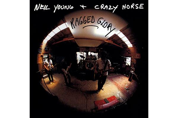 ニール・ヤング&クレイジー・ホースの『Ragged Glory』がリイシュー