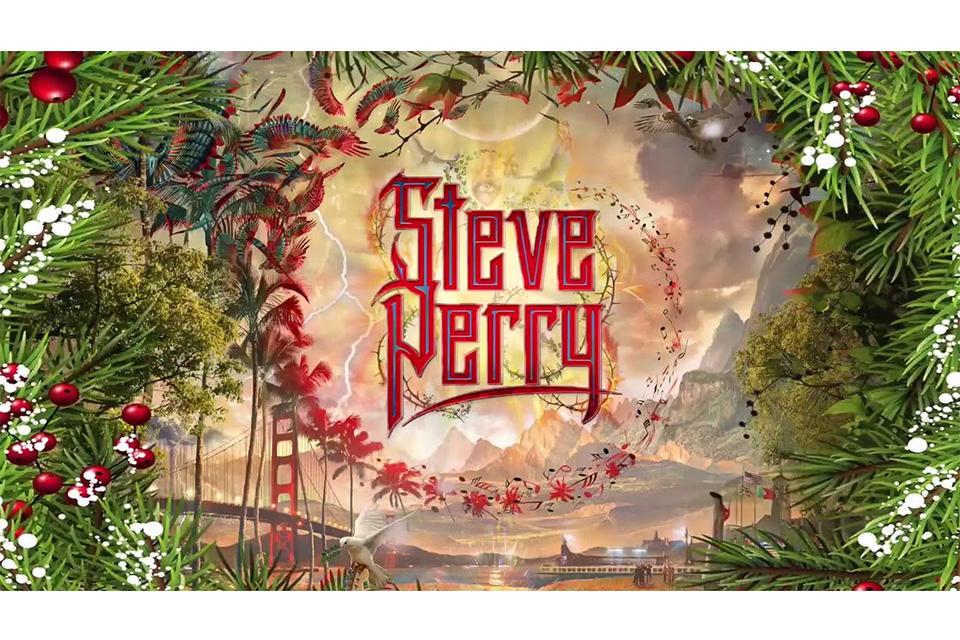 スティーヴ・ペリーの「Have Yourself A Merry Little Christmas」オーディオ・ビデオが公開