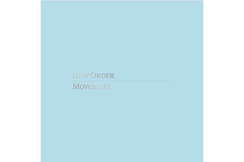 ニュー・オーダーがアルバム『ムーブメント』の決定版ボックス・セットを、2019年4月5日に発売
