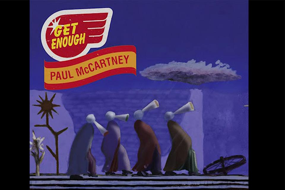 ポール・マッカートニーが新曲をリリース