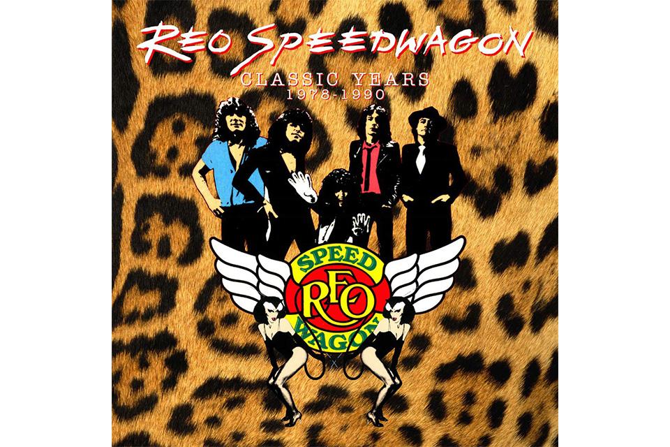REOスピードワゴンがボックス・セット『Classic Years 1978-1990』をリリース