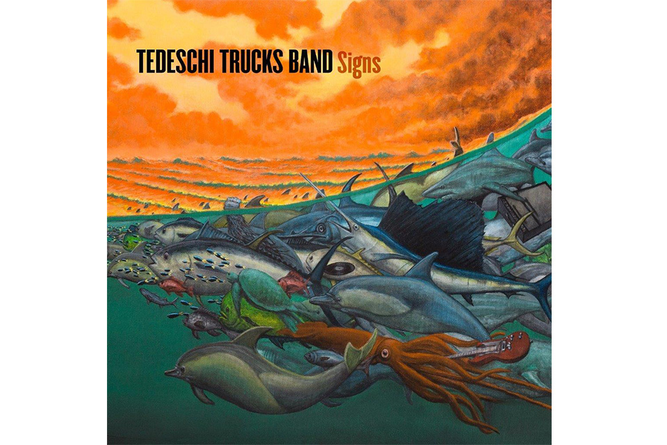 テデスキ・トラックス・バンド、2月に最新アルバムのリリース決定。6月には約3年ぶりの来日公演も