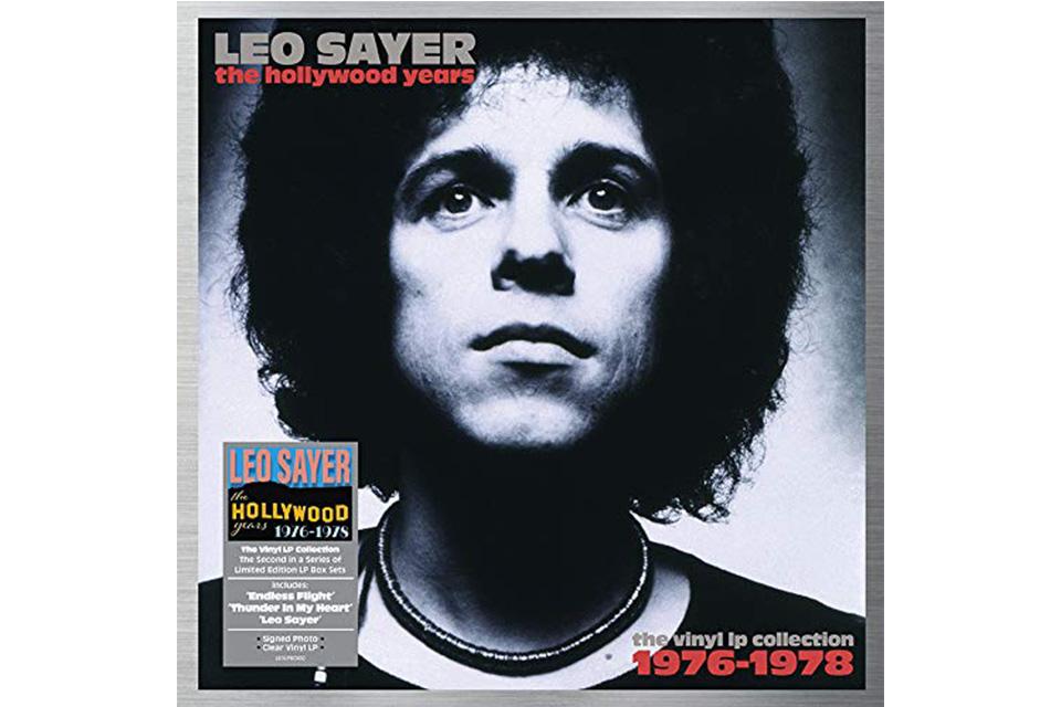 レオ・セイヤーのアナログ盤ボックスセットが発売