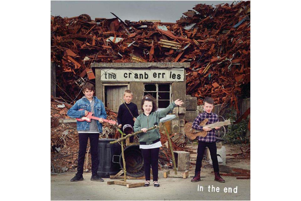 ザ・クランベリーズが最後のスタジオ・アルバムをリリース