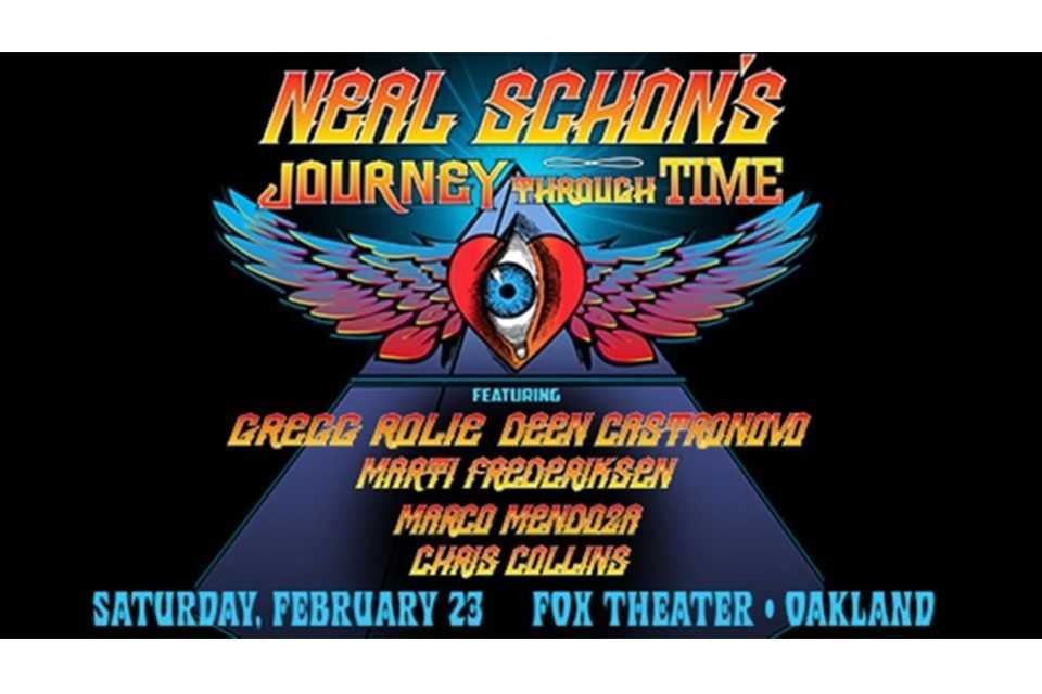 ジャーニーのニール・ショーンがスティーヴ・ペリーにツアー初日の出演依頼