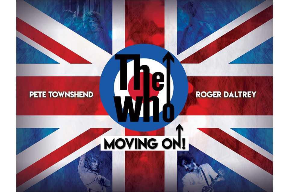 ザ・フーが〈Moving On!〉ツアーを発表