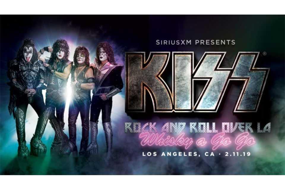 KISSがフェアウェル・ツアーの合間を縫ってクラブでライヴ・コンサート