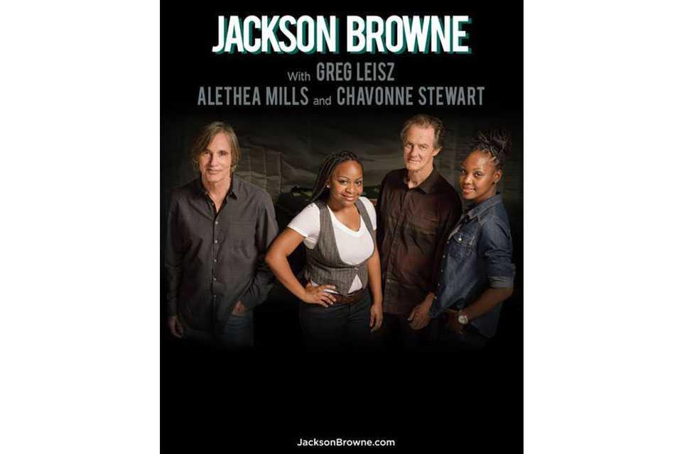 ジャクソン・ブラウンが今年のツアー日程を発表