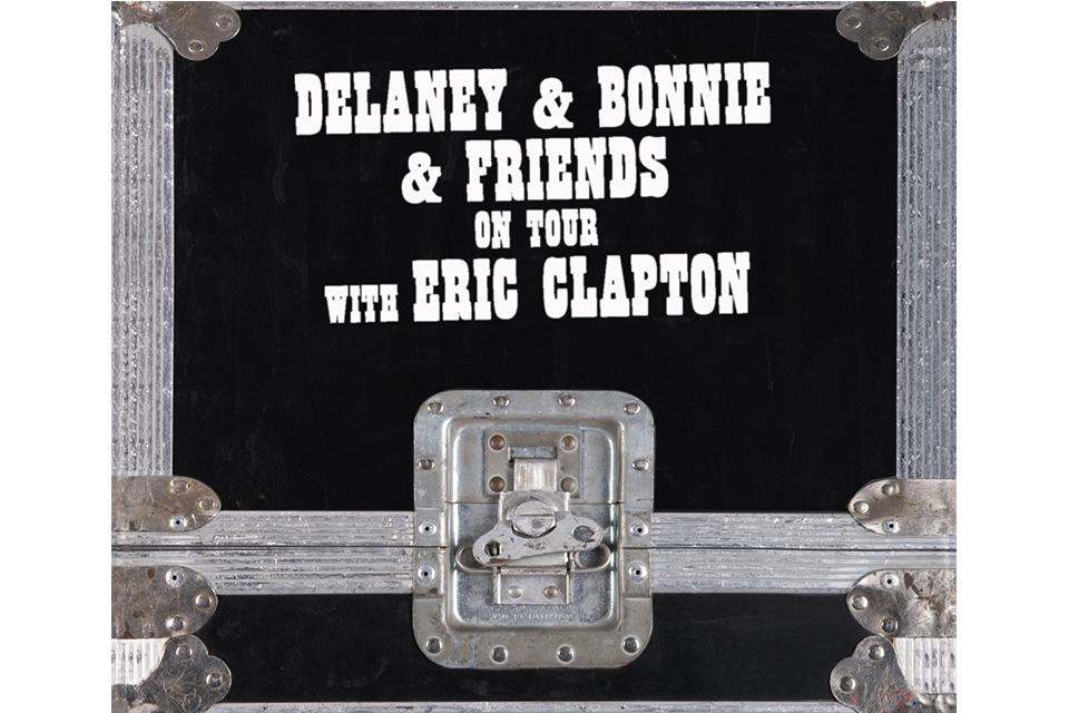 クラプトンの来日公演を記念して、デラニー&ボニー&フレンズの名盤『オン・ツアー・ウィズ・エリック・クラプトン』の4CDデラックス・エディションを日本発売!