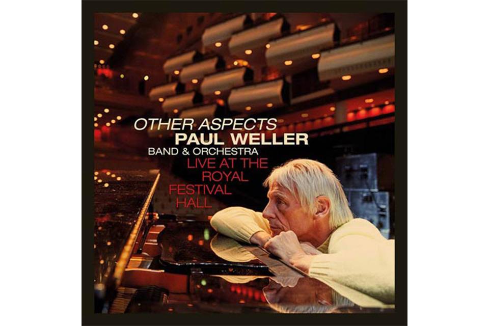 ポール・ウェラーが新しいライヴ・アルバムとコンサート映像をリリース