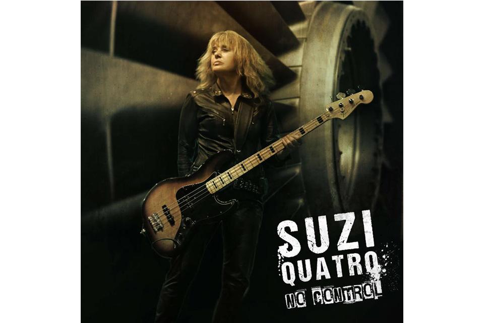 スージー・クアトロが8年ぶりに新しいソロ・アルバムをリリース