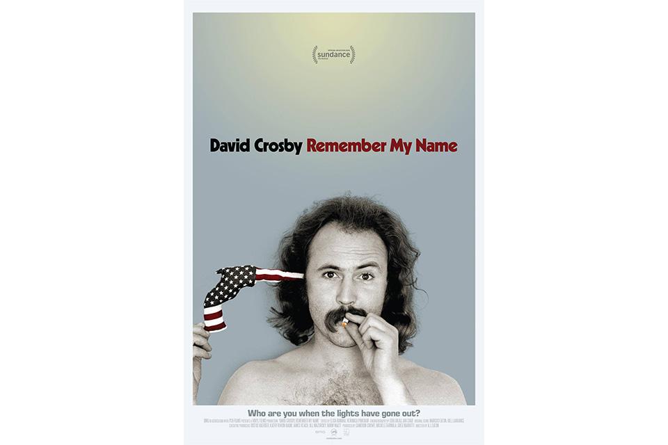デヴィッド・クロスビーのドキュメンタリー映画がサンダンス映画祭で世界初上映