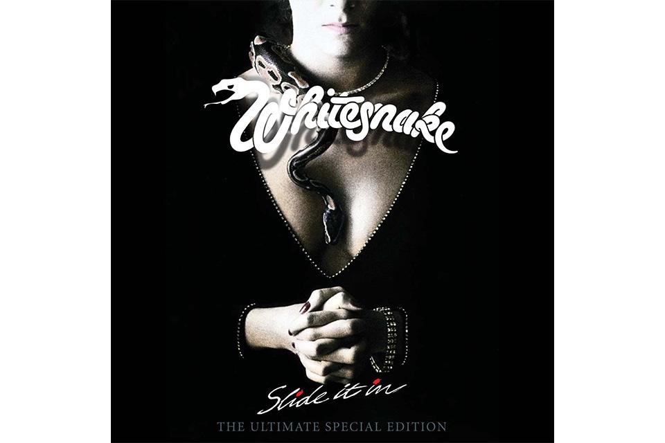 ホワイトスネイク84年の名作『スライド・イット・イン』が最新リマスター音源で復活、7枚組の豪華版も発売