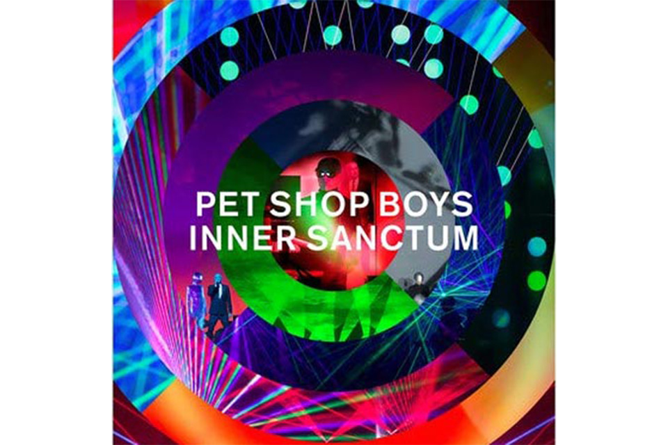 ペット・ショップ・ボーイズのライヴ公演『インナー・サンクタム』が映像とCDで発売