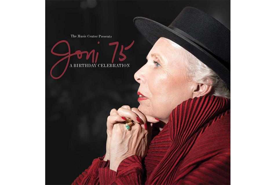 ジョニ・ミッチェル『生誕75周年オールスター・トリビュート・コンサート』のライヴ盤リリース