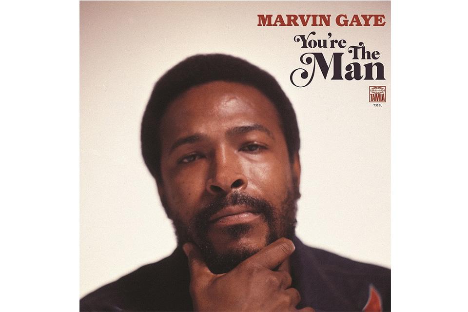 マーヴィン・ゲイの1972年の未発表アルバム『YOU'RE THE MAN』が3月29日に発売