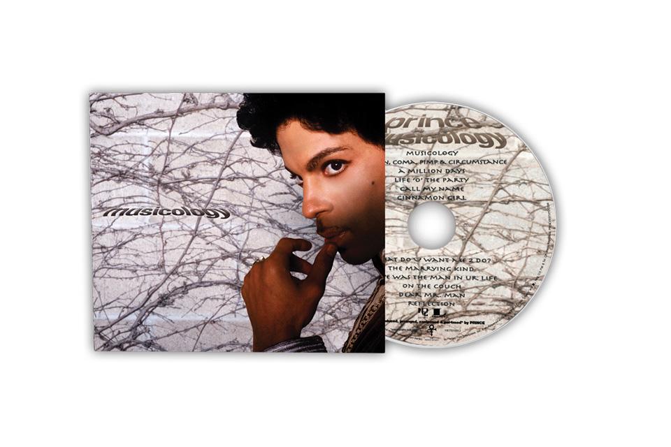 プリンスのカタログ再発プロジェクト<LOVE4EVER>第一弾として2004年のグラミー受賞作『ミュージコロジー』、初の全米No.1アルバム『3121』が発売!
