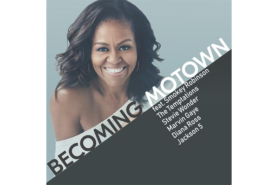 ミシェル・オバマのモータウン・プレイリスト公開。グラミー賞でもモータウンに言及し会場が大歓声に