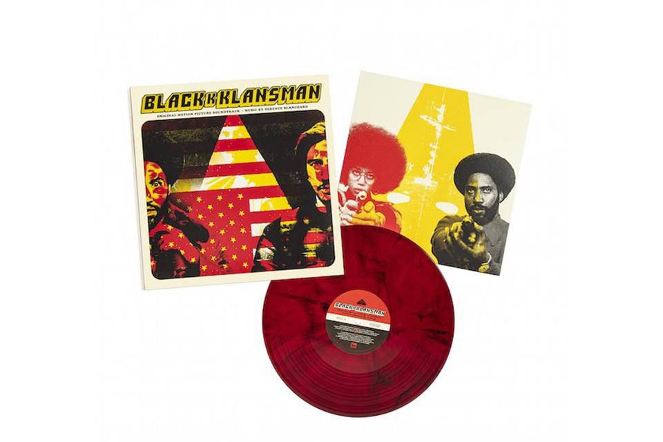 映画『ブラック・クランズマン』のサントラがアナログ盤で発売