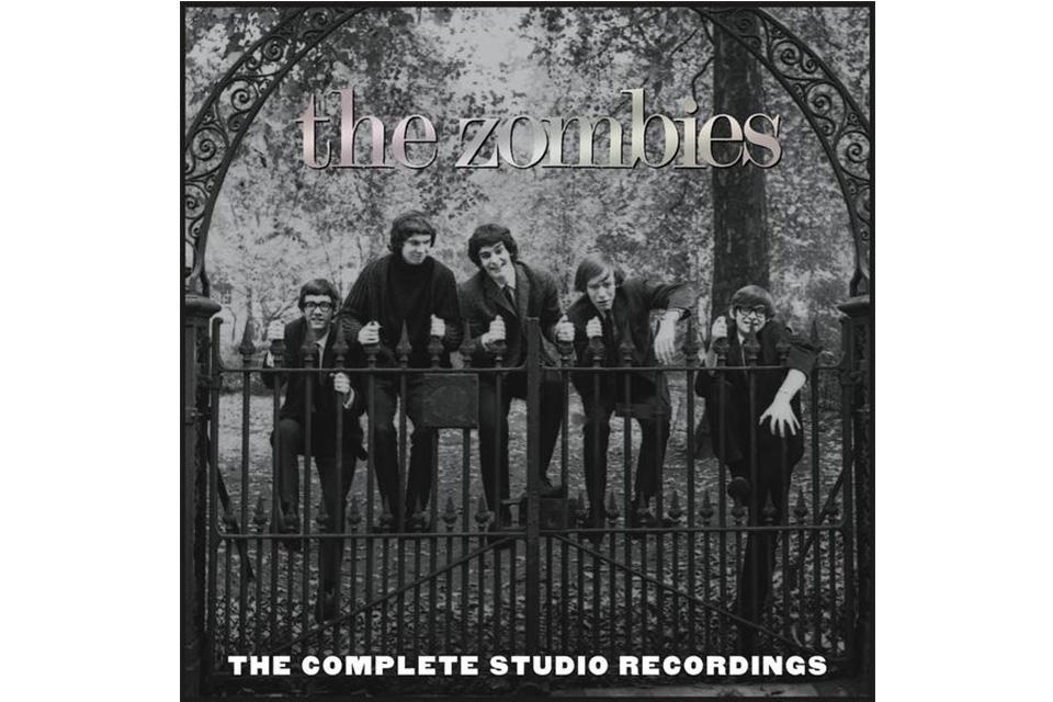 ゾンビーズ、60年代のスタジオ・アルバムがボックスセットでリリース