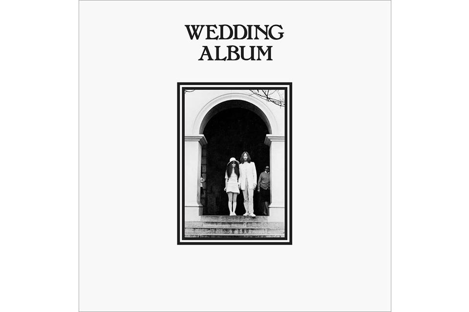 ジョン&ヨーコの「ウェディング・アルバム」がリイシュー