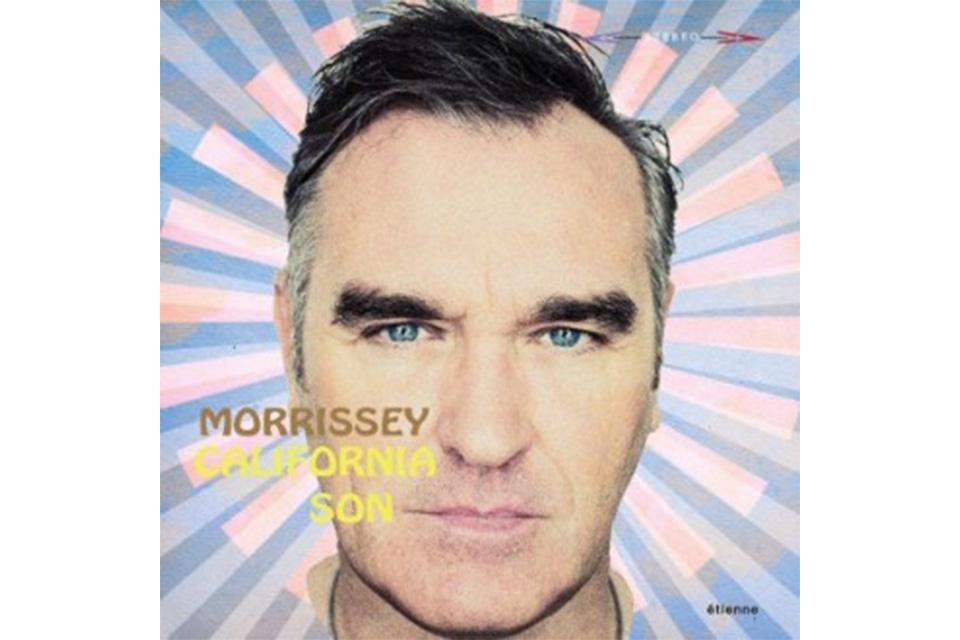モリッシーの新作『カリフォルニア・サン』、発売日が決定