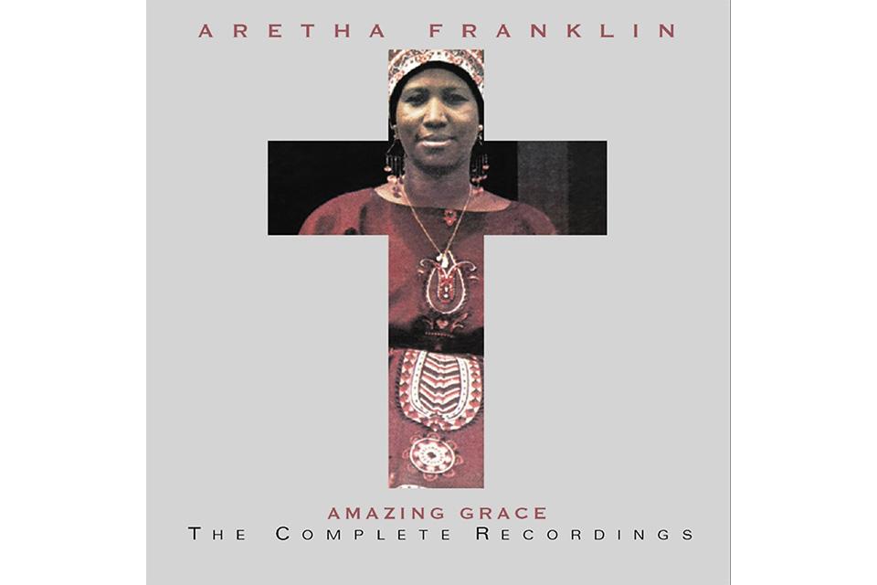 アレサ・フランクリンのゴスペル・アルバム『Amazing Grace』が4枚組LPで発売