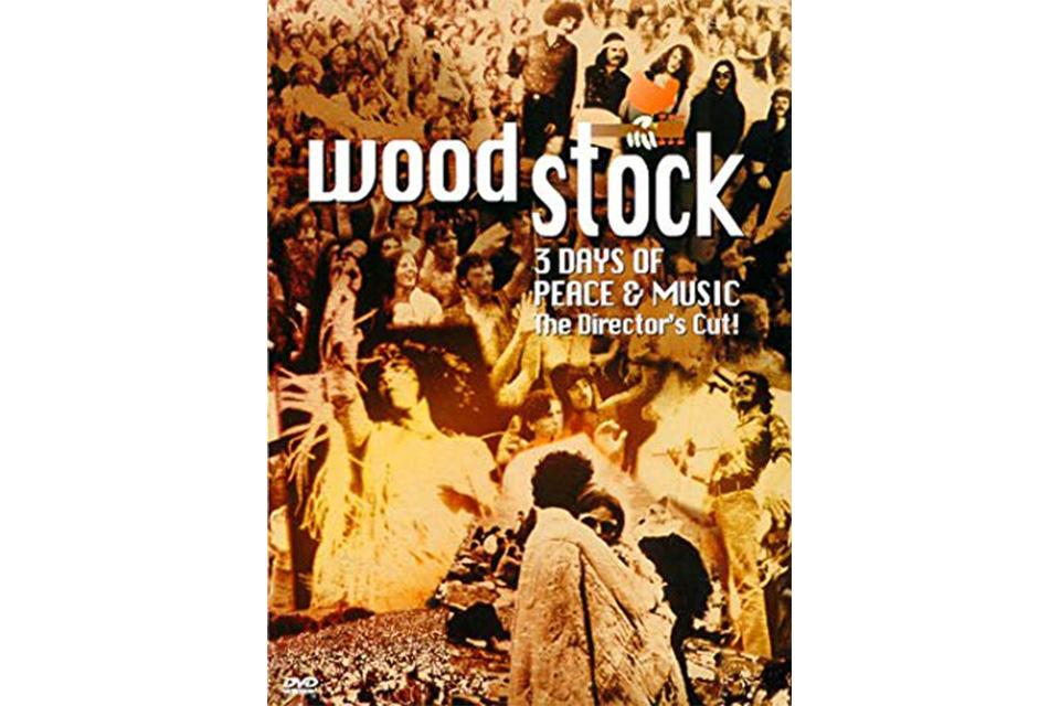 50年前の未公開映像を入れた映画『ウッドストック』が再リリース