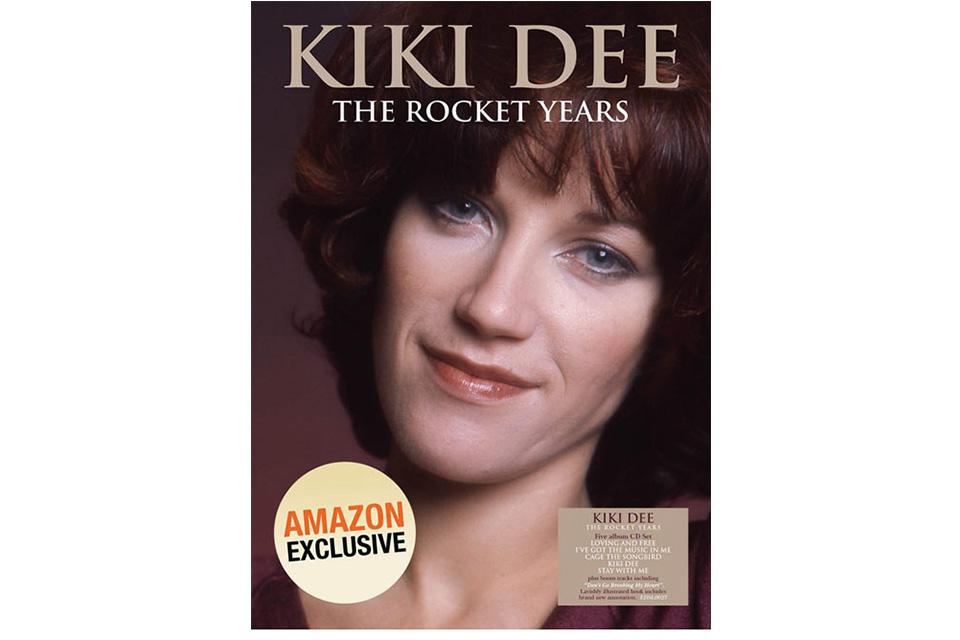 キキ・ディーの新しいデラックス・セット『The Rocket Years』が発売
