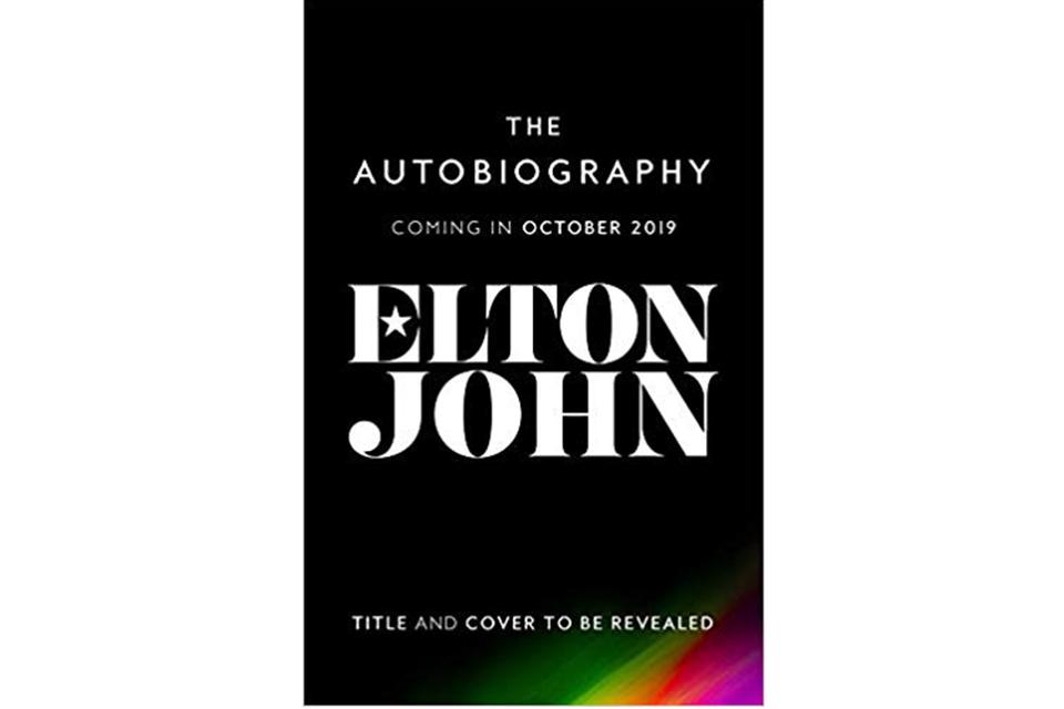 エルトン・ジョンが初の自叙伝を出版