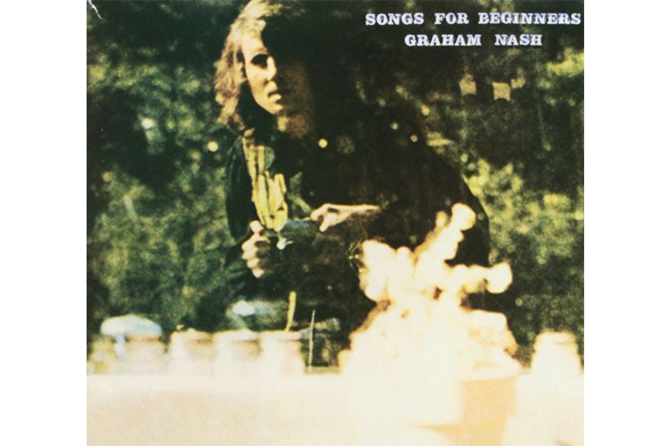 グラハム・ナッシュが70年代初期のソロ2作を全曲披露するツアーを発表