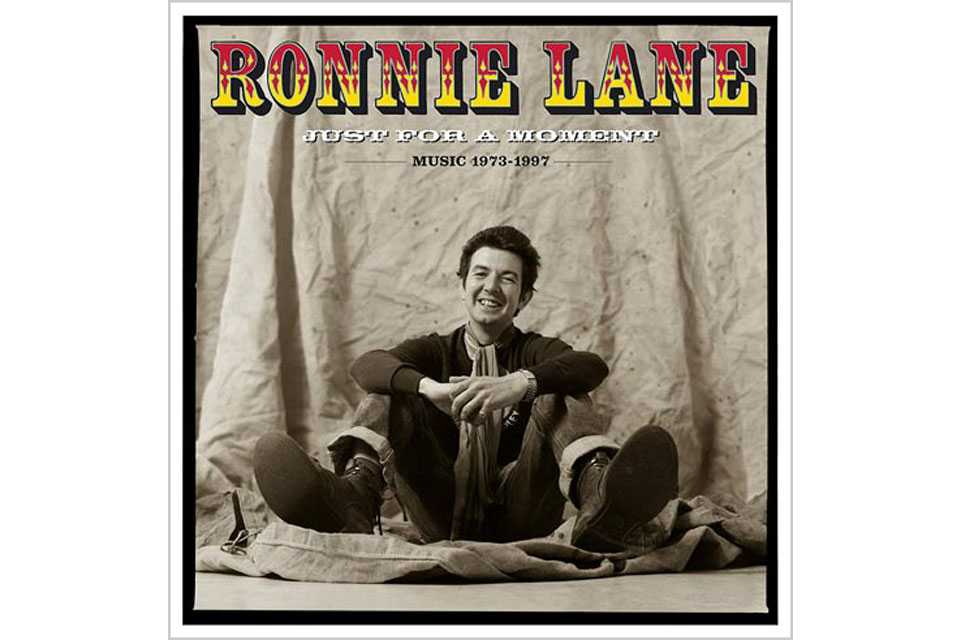 ロニー・レーンのボックスセットがリリース
