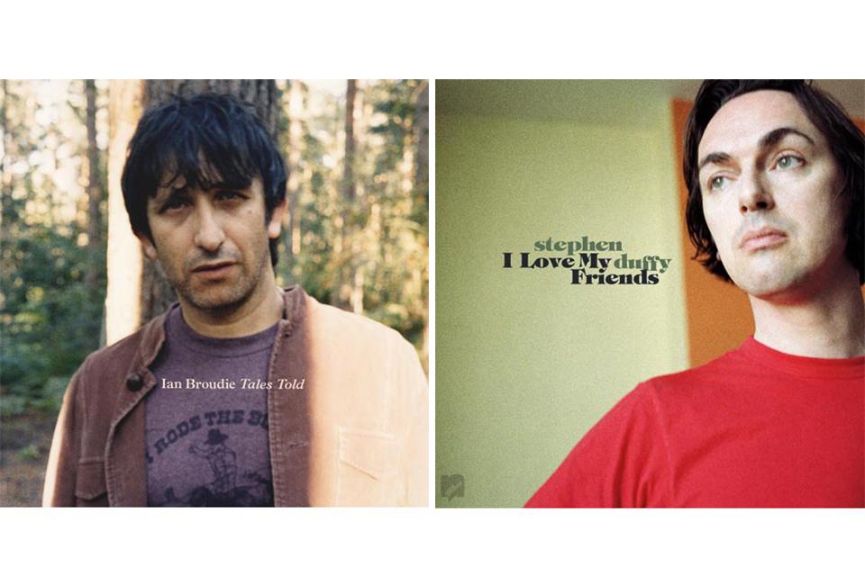 ステファン・ダフィーとイアン・ブロウディのアルバムがリイシュー