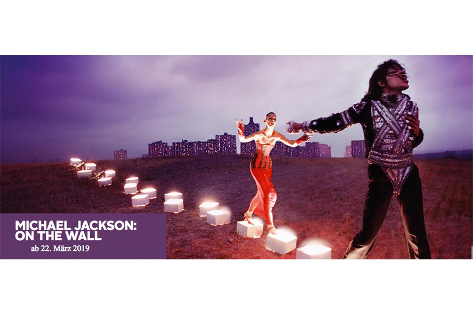 マイケル・ジャクソンのアート展がドイツのボンで開催