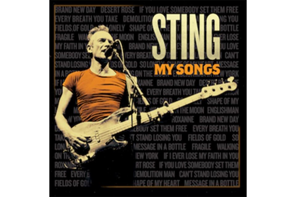 スティングが昔のヒット曲に新たなアプローチを加えたニュー・アルバムをリリース