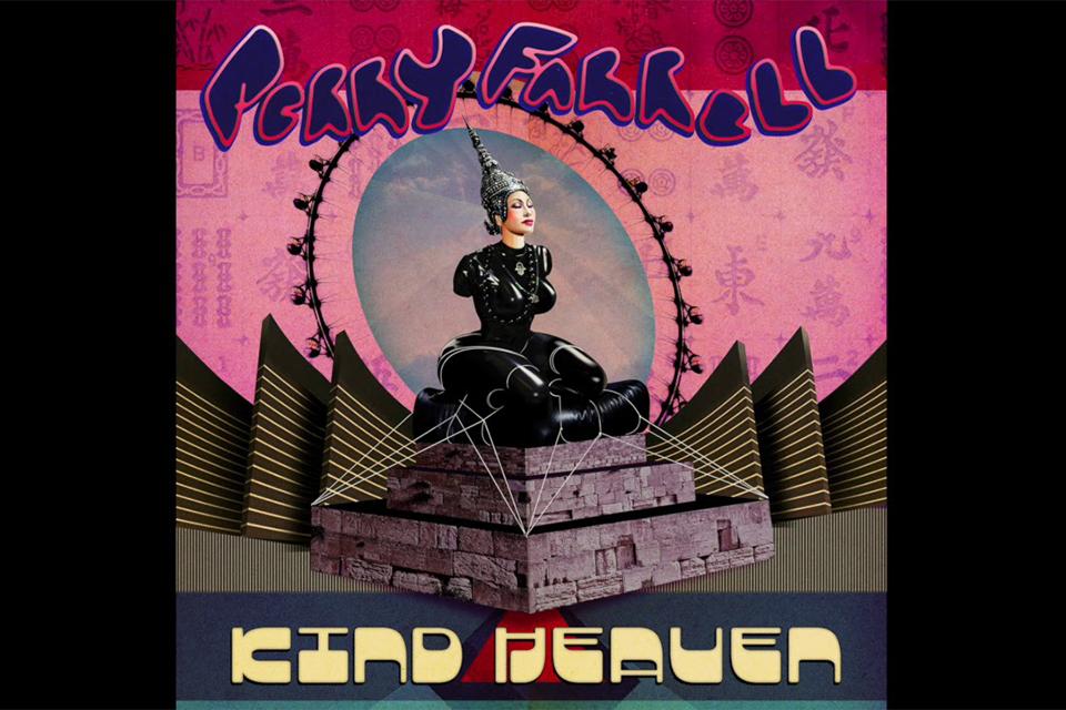 ジェーンズ・アディクションのペリー・ファレルがニュー・シングルをリリース